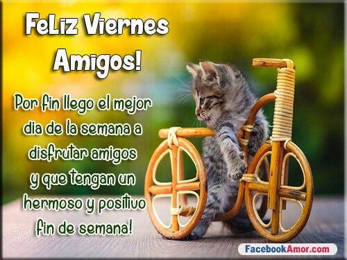 feliz viernes amigos ♥