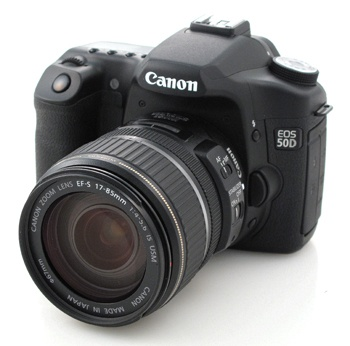 Canon 50D- this is what I shoot with.