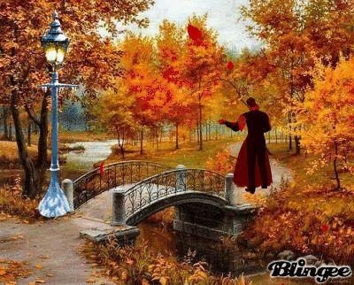 autumn romantik