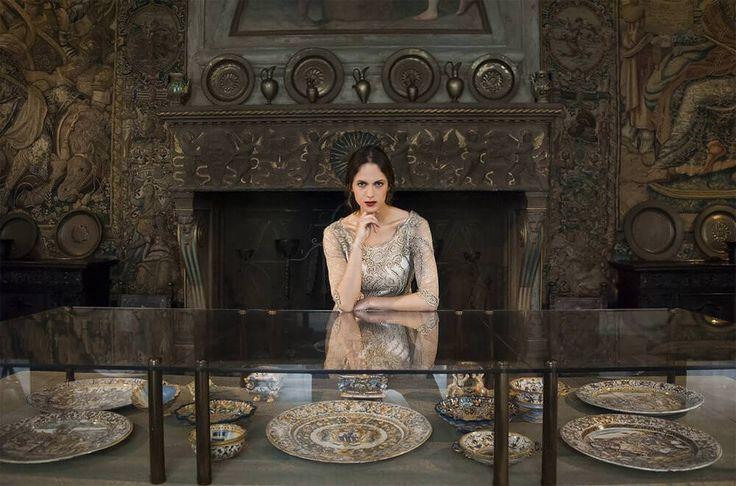 THE FAIRY TALE OF BAGATTI VALSECCHI MUSEUM. A LUISA BECCARIA STORY