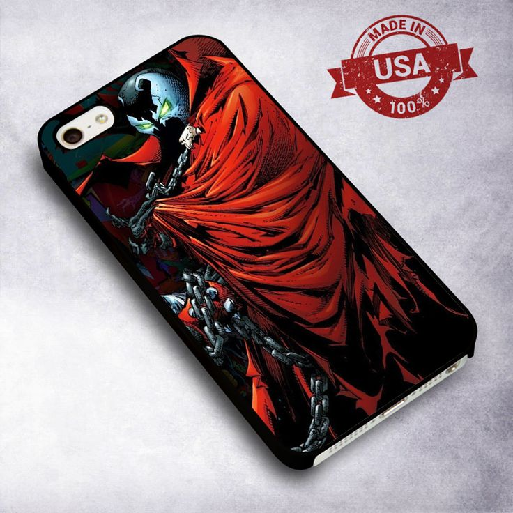 Awesome Spawn The Movie Mask - For iPhone 4/ 4S/ 5/ 5S/ 5SE/ 5C/ 6/ 6S/ 6 PLUS/ 6S PLUS/ 7/ 7 PLUS/IPOD 5/IPOD 6 Case And Samsung Galaxy Case