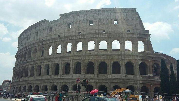 Colosseo Roma..