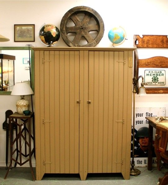 Antique Two-Door Country Jelly Cupboard (SOLD) - 73 Best Jelly Cupboards And Pie Safes Images On Pinterest