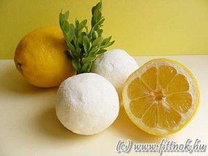 citromos furdogolyo