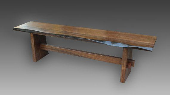 Anese Style Beech Wood Bench