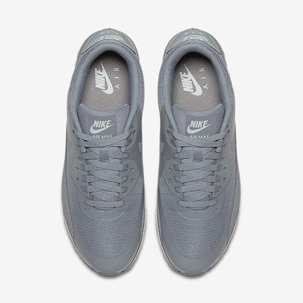 best prices top fashion meet Chaussure Nike Air Max 90 Pas Cher Homme Ultra 2 0 Essential Gris ...