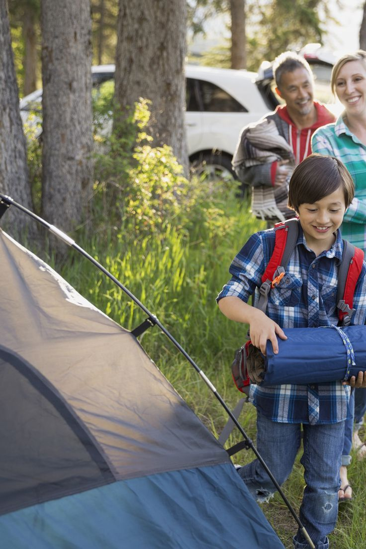 Where to go Camping in Silicon Valley: Six campgrounds for quick weekend getaways from the San Francisco Bay Area.