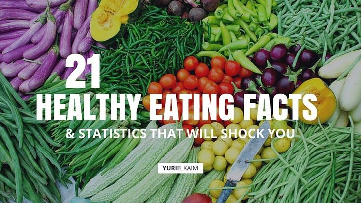 Every day, new health information comes out – in fact, the difference between what we believed a few decades ago about nutrition and what we know now is staggering. So in the swirl of the latest-and-greatest health news, how do you know what to believe? Here are 21 nutrition facts and statistics that should matter to you, and tips you can take to prevent them from damaging your long-term health. | Yuri Elkaim