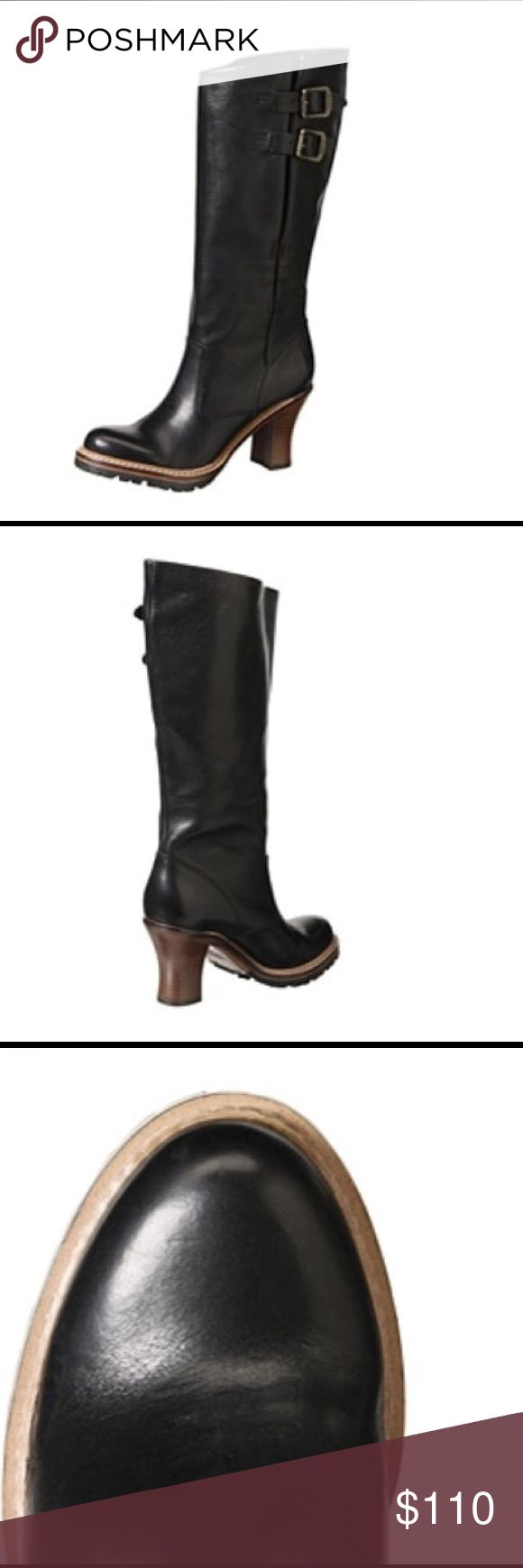 Frye pull on boots The Mildred Engineer pull on, still in stores. Only worn a few times, EUC. Frye Shoes Heeled Boots