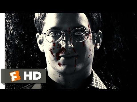Sin City (3/12) Movie CLIP - He Never Screams (2005) HD - YouTube