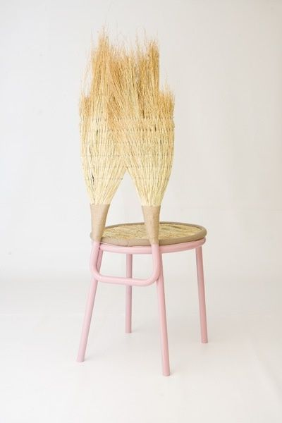 Broom chair