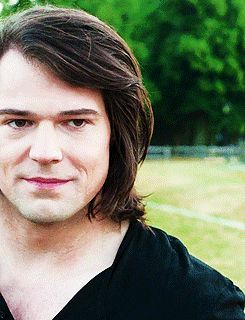 Danila kozlovsky as Dimitri Belikov. You cant se how perfect he is, unless you have seen a movie.