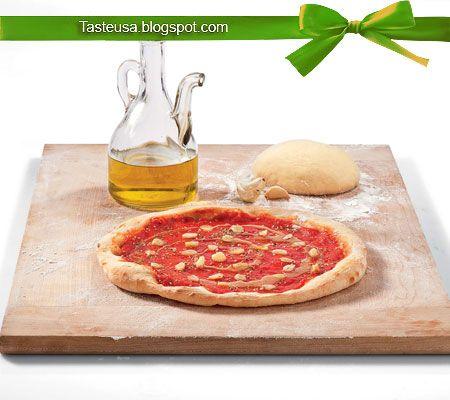 Marinara Pizza Recipe pizza alla marinara