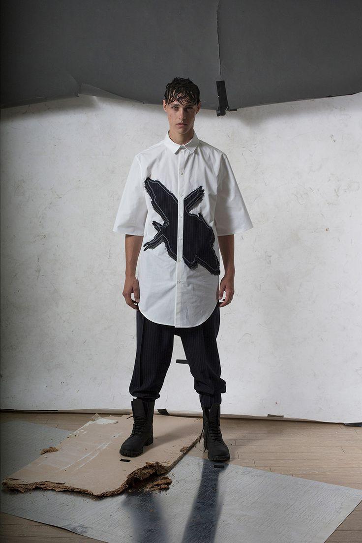Icosae SS16 Menswear collection #icosae #ss16 #menswear