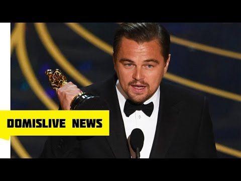 Leonardo DiCaprio Oscars 2016 Acceptance Speech Wins Best Actor Oscar for The Revenant & Chris Rock - http://music.tronnixx.com/uncategorized/leonardo-dicaprio-oscars-2016-acceptance-speech-wins-best-actor-oscar-for-the-revenant-chris-rock/ - On Amazon: http://www.amazon.com/dp/B015MQEF2K