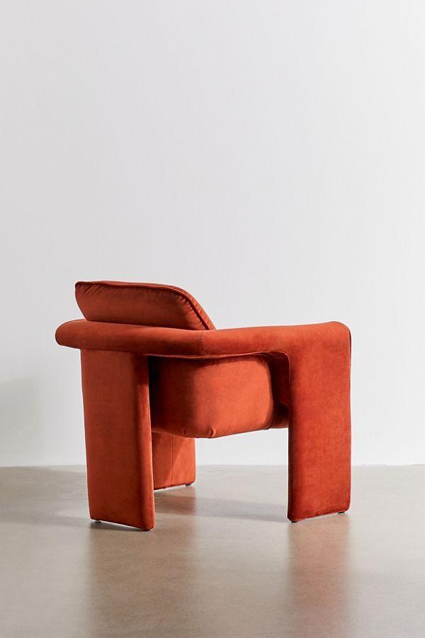 Floria Velvet Chair Velvet Chair Modern Furniture Furniture