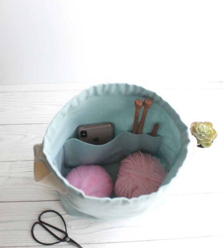 Portable Knitting Yarn Bag Shoes Outfit Lashes Skincare Style Streetstyle