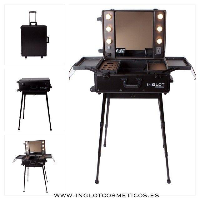 , la única opción para tener una mesa de maquillaje profesional