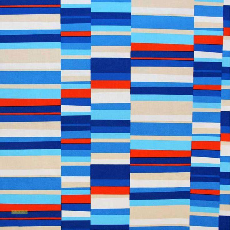 Geo Pop Fabric in brights 110 cm $29.95