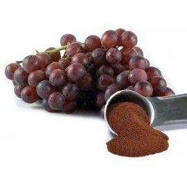 MÚKA Z HROZNOVÝCH SEMIEN je výborný antioxidant, okrem využitia v kuchyni je veľmi obľúbená v kozmetickom priemysle. Vďaka nízkemu obsahu omega-6 mastných kyselín je vhodná aj na pečenie.Obsahuje veľké množstvo polyfenolov, flavonoidov a tiež aj procyanidínov, ktoré sa podieľajú na prevencii procesov oxidácie organizmu. Môžeme z nej upiecť chlieb, rôzne pečivo, koláče alebo zákusky. Môžeme ju primiešať do jogurtov, teplých nápojov alebo posypať ňou müsli.