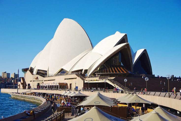 世界で最も建造年代が新しい世界遺産『シドニー・オペラハウス』