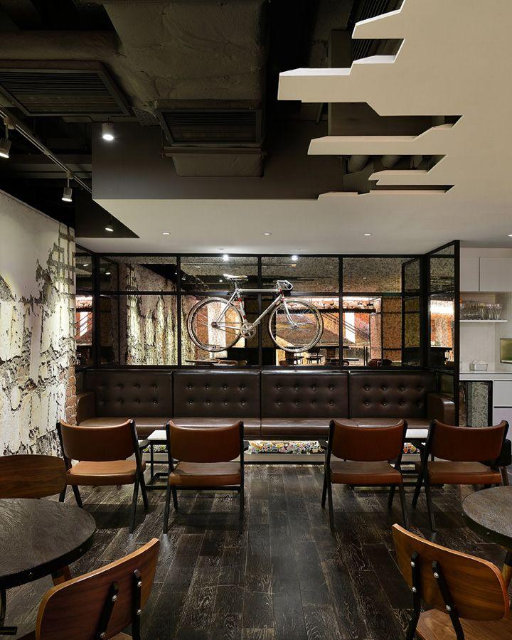 Home Design Ideas Hong Kong: Urban Bakery Café By Joey Ho Design, Hong Kong