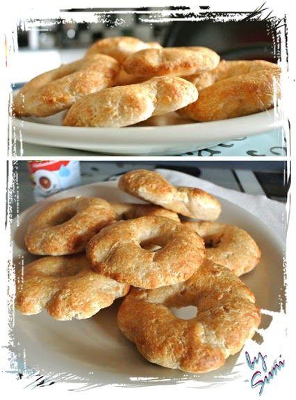 Ciambelline al latte Dukan (fasi Dukan: PV crociera) Ciambelline ottime e croccanti ideali con il cappuccino
