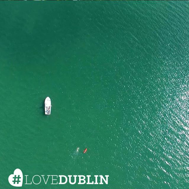 Dublin looking like a tropical paradise!Great photo by @teenagates. Check out Dublin Bay and you'll find miles of beaches and unique villages along the way! #LoveDublin #love #Dublin #vsco #vscocam #travel  #photoftheday #pic #picoftheday #ff #tip #ireland #photo #art #photography #artist #music #inspo #Ireland