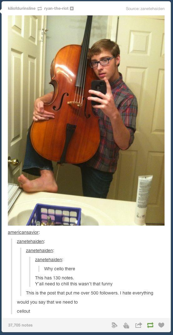 I love orchestra band kids xD