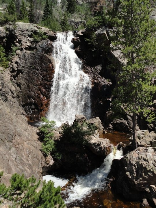 17 best images about steamboat springs on pinterest for Fish creek falls