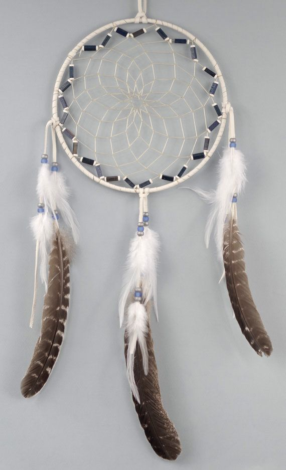 Large Dreamcatcher Big Dream Catcher Native by MetisArtsJolin