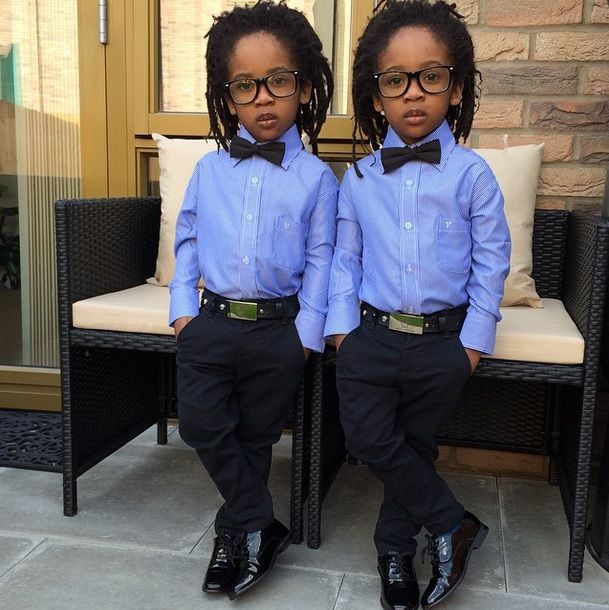 These Stylish Twin Boys Dress Better Than You (More Followers Too!) (10/10)