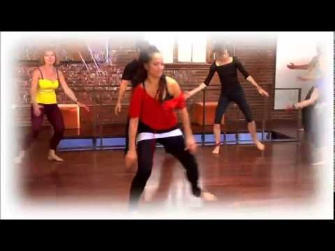 Body Groove Routine - Fresh Approach to Fitness and Health