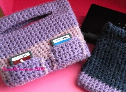 Hey, I found this really awesome Etsy listing at https://www.etsy.com/listing/36596544/crochet-pattern-pdf-nintendo-ds-lite