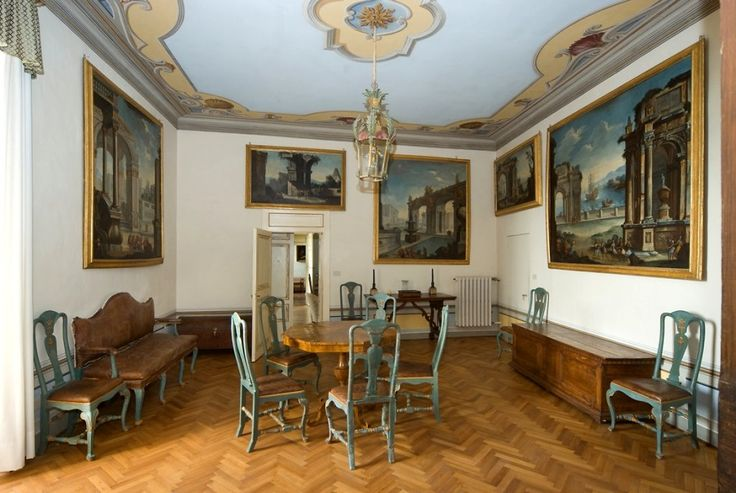 90 best palaces dining halls images on pinterest castle - Interior design perugia ...