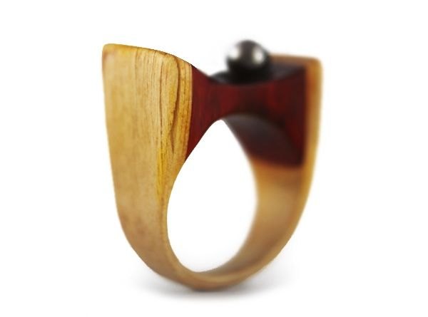 Gustav Reyes - Contemporary Wood Art Jewelry Gallery
