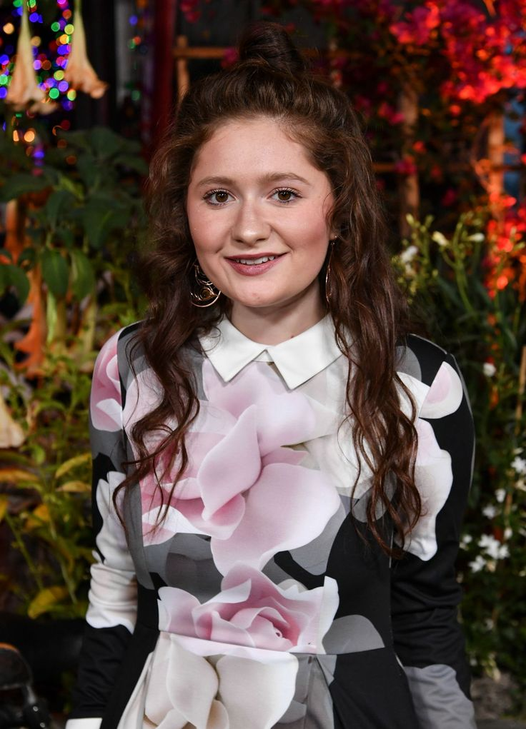 Emma Kenney Teen Vogue Young Hollywood Party in Los Angeles Sep-2016 Celebstills E Emma Kenney