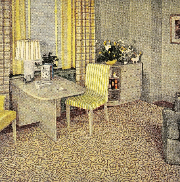 229 best 1930s and 1940s american homes images on for 1940s decoration