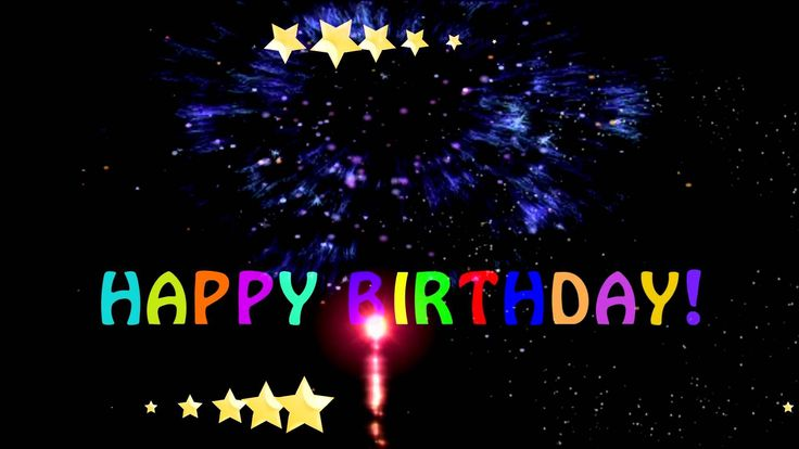 Happy Birthday Animated Images Free Download Happy