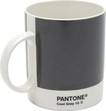 Pantone Mug - Cool Grey 10 C :: Design Warehouse Santa Fe