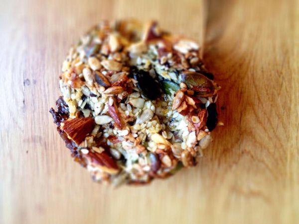 Scruffins; søte snacks til tur, matpakka og kveldskosen. (Fitfocuse)