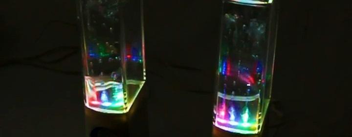 how to create a light show