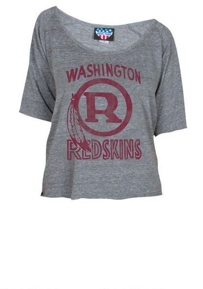 You can never have too much #Redskins gear!