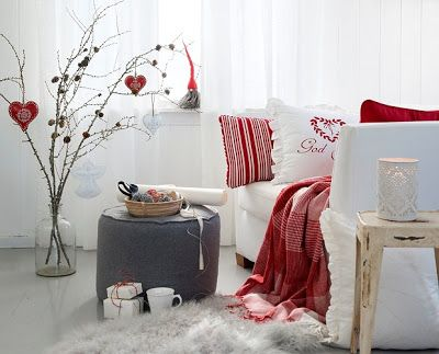 God Jul | Merry Christmas from Boligplus | 6 Decorating Tips For The Season - Heart Handmade uk