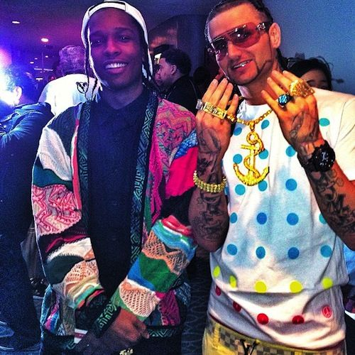 A$AP Rocky & Riff Raff's Episode Of 'Back & Fourth' On Noisey | Video