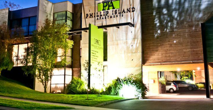 Phillip Island Apartments Entry #phillipisland #apartments #accomodation #cowes #travel #holiday #welcome #relax #victoria #australia www.phillipislandapartments.net.au