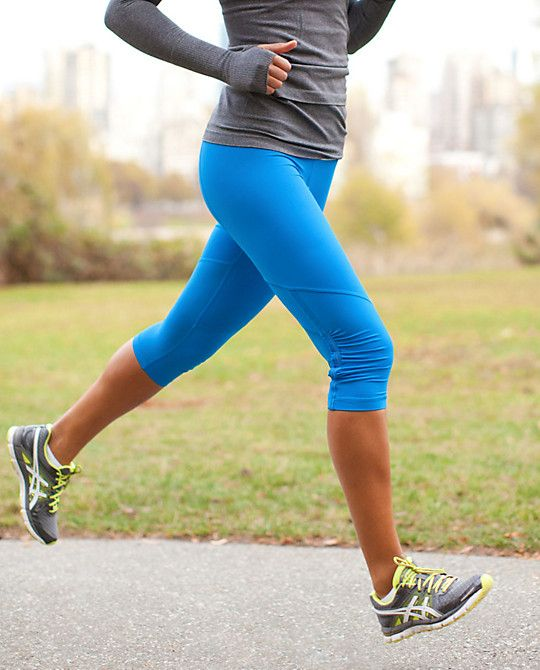 Run: For Your Life Crop | Sprint, jog or marathon, these crops are in it for the long haul .