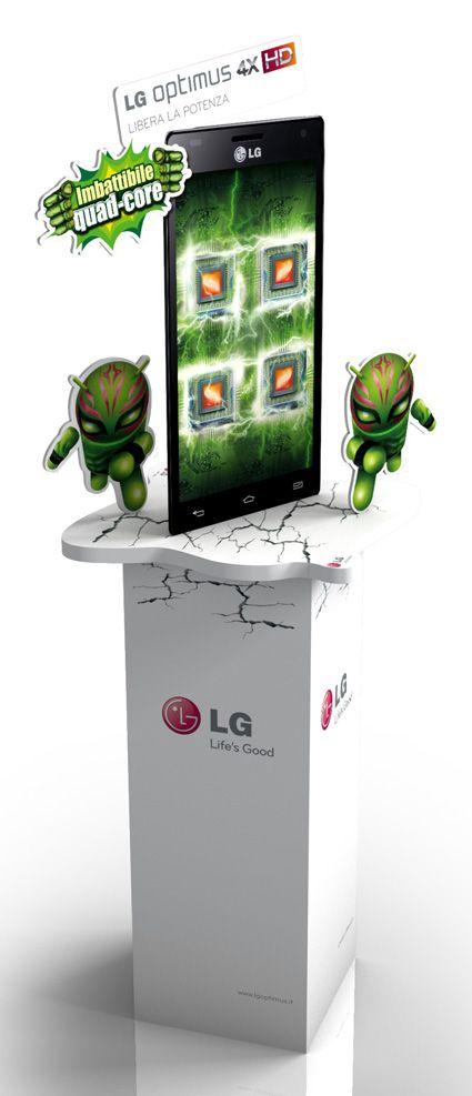 LG - Optimus 4X HD