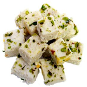 Kalakand  (Mithai)  Mouth watering Kalakand from the best sweet shop in town,from Haldiram or Bikanerwala only.