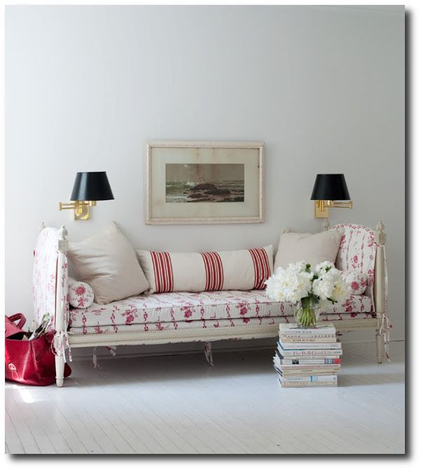 Swedish Style, Swedish Textiles, Gustavian Furniture, Gustavian, Nordic Style, Country Swedish, Swedish Decorating, Swedish Fabrics
